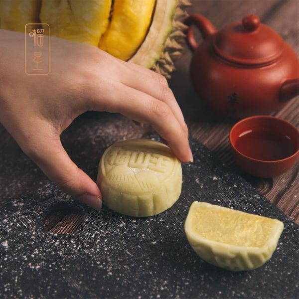 Musang King Mooncake